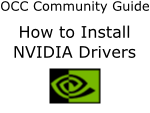 How to Install NVIDIA Drivers Guide