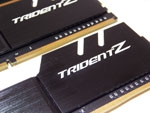 G.SKILL Trident Z 3200MHz DDR4 32GB Review