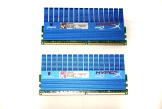 Kingston HyperX T1 Series DDR2-8500 2 x 2GB