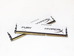 Kingston HyperX Fury White 2 x 4GB PC3 15000 Review