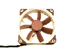 Noctua 120mm NF-S12A (ULN, FLX, PWM)  Fan Review