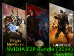 NVIDIA F2P Bundle (2014) Review