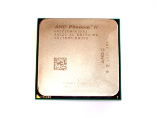 AMD Phenom II 720 and 810 AM3 CPU's