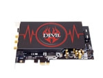 PowerColor Devil HDX PCIe Sound Card Review