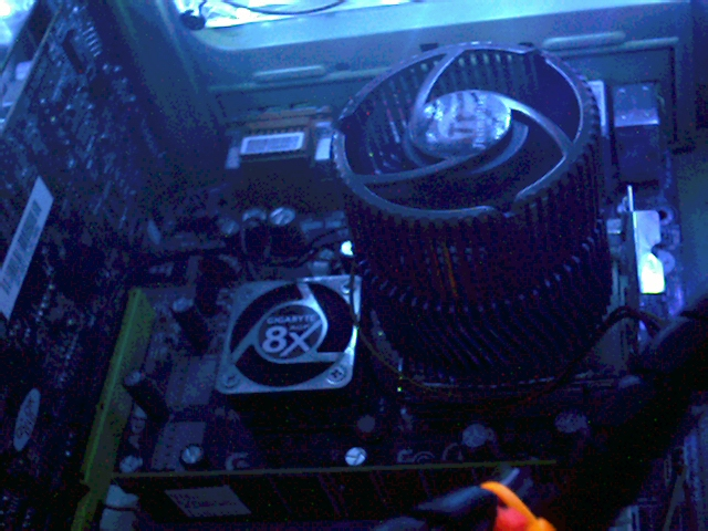 THERMALTECK KOOLER LITTLE LOUD BUT NICE SPEEDS 7000+