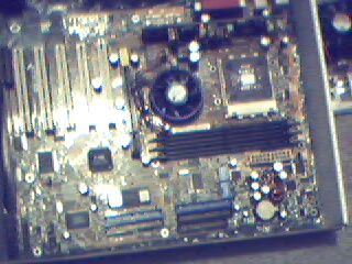 The socket 462(A) mainboard