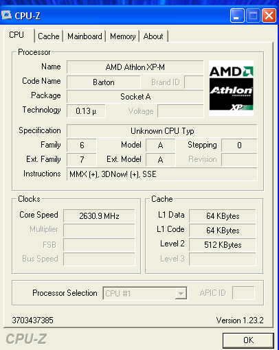 Up to 2630MHZ  (210 X 12.5 @ 1.7 V