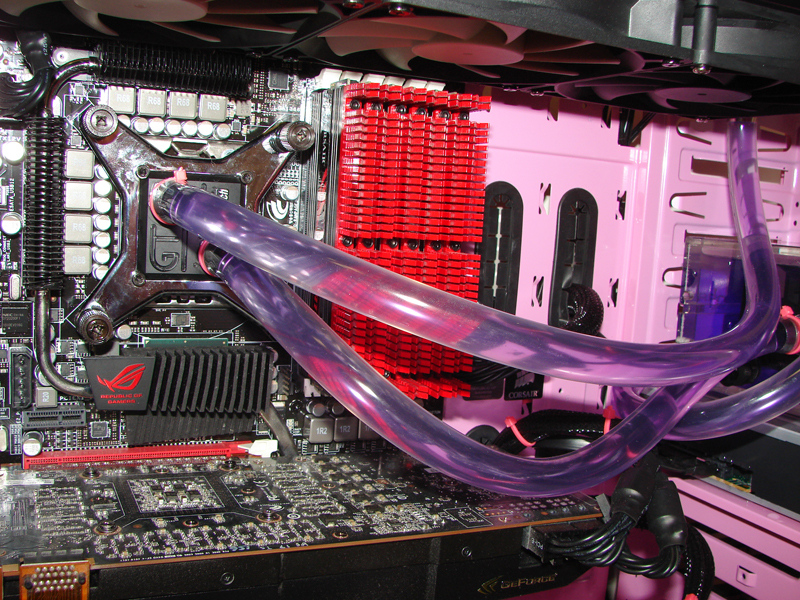 Purple Coolant