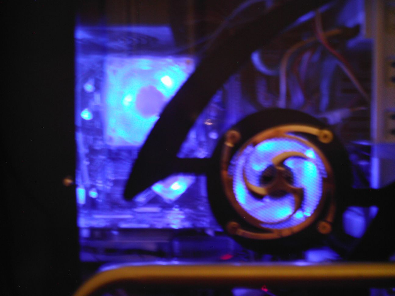 Zylars Blue Dream PC