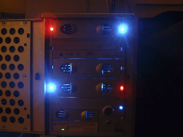 LED Front Cover