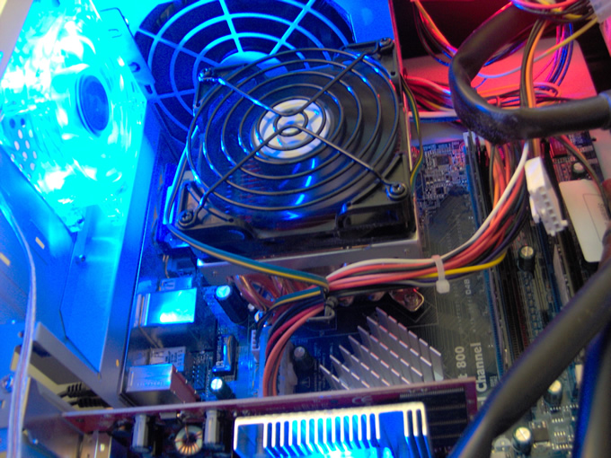 Cooler Master HYPER 48&#33;&#33; One Hack of a Fan&#33;