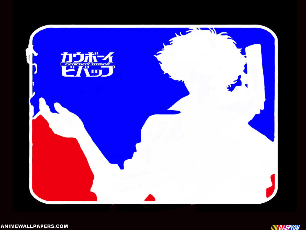 The boot up screen for the pros&#33;  Cowboy Bebop