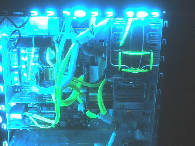 the inside 2 neons