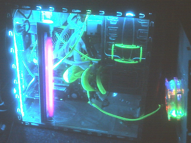 the inside 3 neons