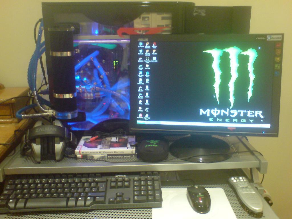 Battlefield 2 Gamer Mk3