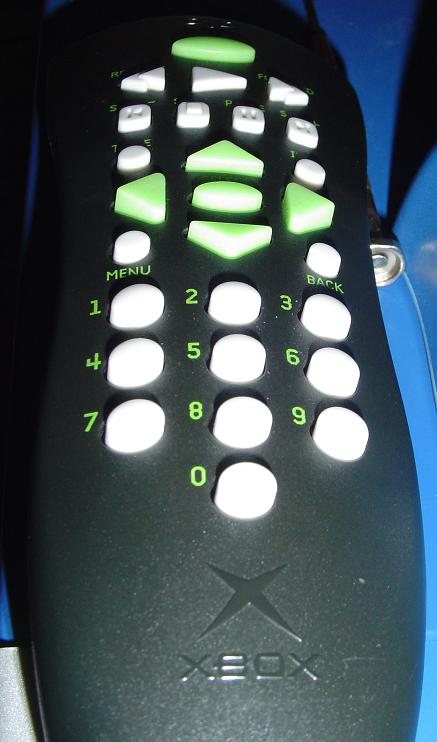 Yes, I used an xbox remote control