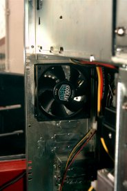 My only casefan :P