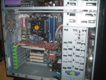 Innards of the beast