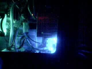 Cold cathode off