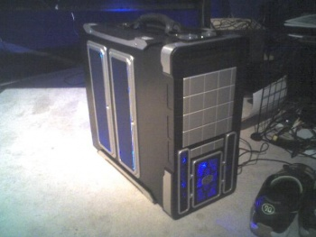 the coolermaster ammo 533 case