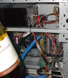 wine and computer woo