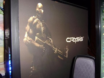 the crysis vinyl