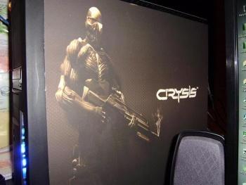 the crysis vinyl