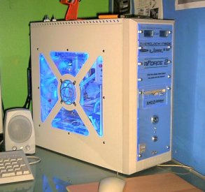 my pc i just got some new ligh