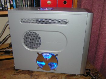 Side Panel with 120mm Fan