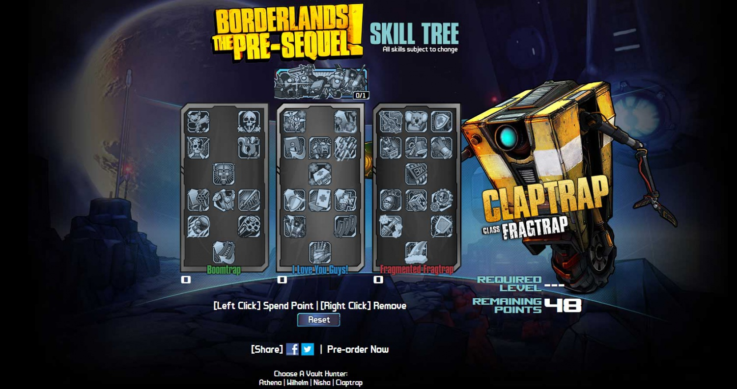 Matchmaking borderlands the pre sequel