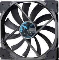 Venturi Series Fans Announced by Fractal Design