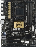 TA970 Plus Motherboard Revealed by BIOSTAR