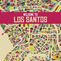 GTA V Album 'Welcome To Los Santos' Available for Pre-Order