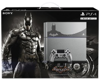 Limited Edition Batman: Arkham Knight PS4 Bundle Revealed