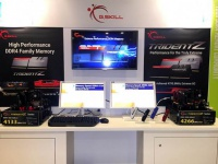 G.SKILL to Demo Two Memory Kits at Intel Developers Forum This Week