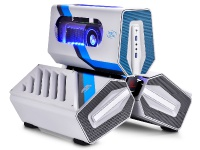 Tristellar S Mod ITX Chassis Debuted by DEEPCOOL