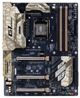 GIGABYTE Announces Five New Intel Motherboards