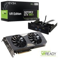 GeForce GTX 980 Ti VR Edition Now Available from EVGA