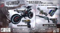 Homefront: The Revolution Goliath Edition and Pre-Order Bonus Detailed