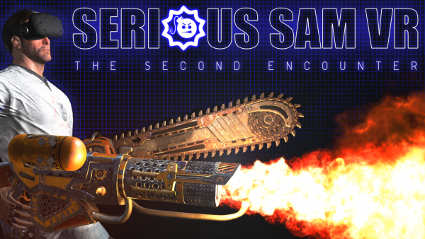 Serious Sam VR Encounters Release on Steam