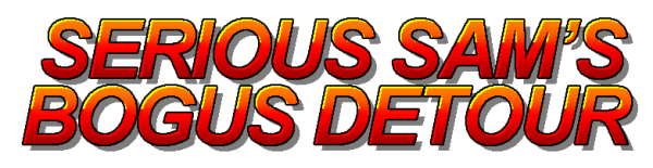 Serious Sam's Bogus Detour Announced for Summer