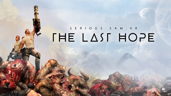 Serious Sam VR: The Last Hope Exits Early Access on Steam