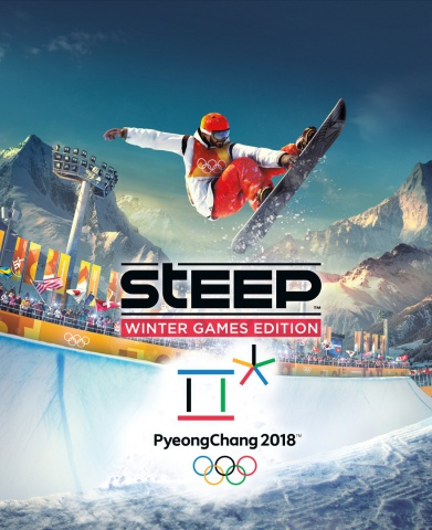 Steep Road to the Olympics Announced by Ubisoft
