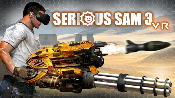 Serious Sam 3 VR: BFE Now Available