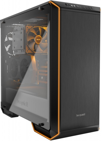 Dark Base 700 Mid-Tower Case Revealed by be quiet!