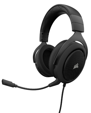 HS50 Stereo Headset Announced by CORSAIR