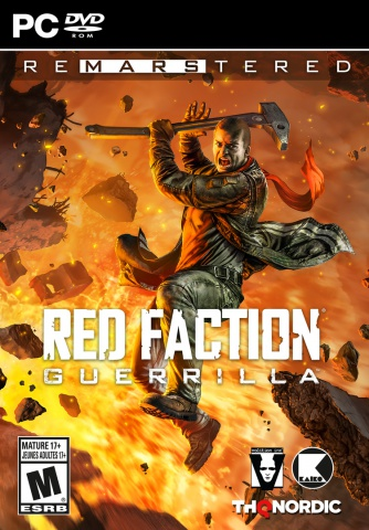 Red Faction Guerrilla Re-Mars-tered Edition Announced