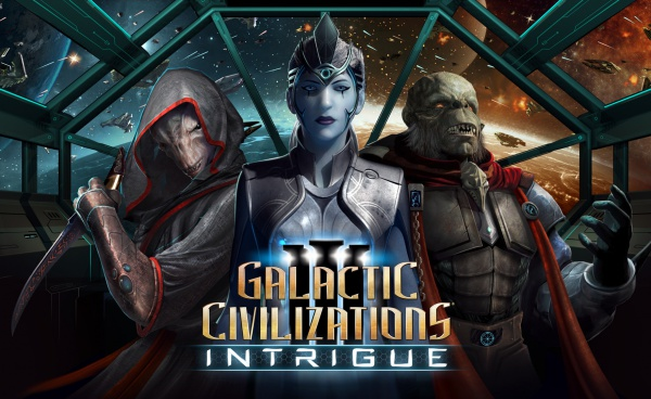 Galactic Civilizations III: Intrigue Expansion Has April 11 Release Date