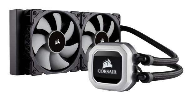 Hydro H100i AIO Cooler Launched by Corsair