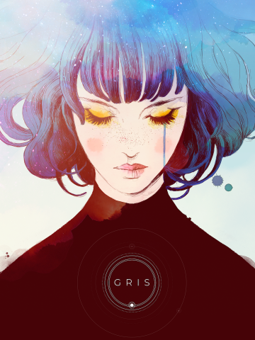 Narrative Platformer GRIS Announced for PC and Switch